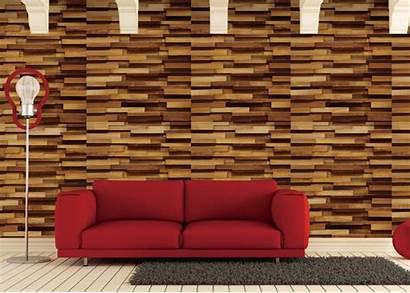 Paredes Panels African Madera Teak Wood Bonitas