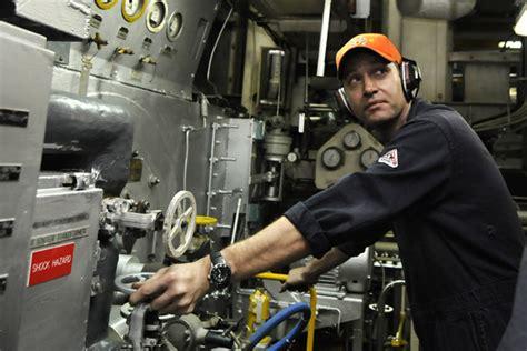 hot job   ship engineer militarycom