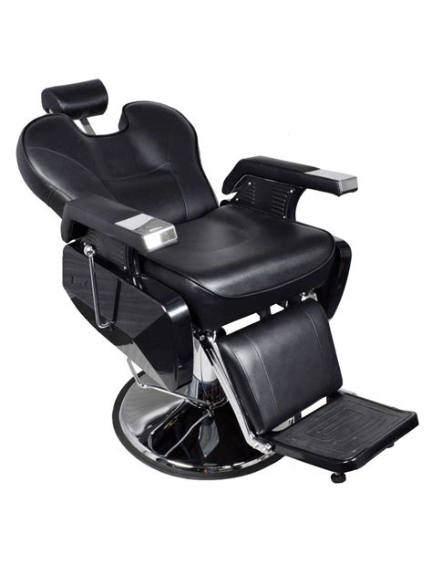 reclining barber chair deluxe comfort reclining barber chair