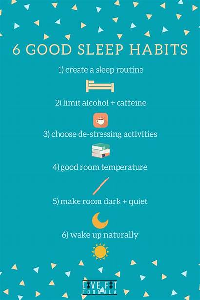 Sleep Healthy Habits Need Lifestyle Stay Much