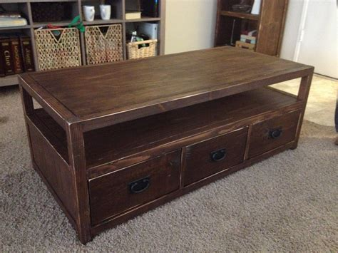 Ana White  Coffee Table!  Diy Projects
