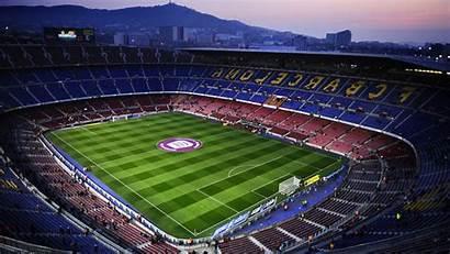 Barcelona Football Fc Wallpapers Nou Camp 4k
