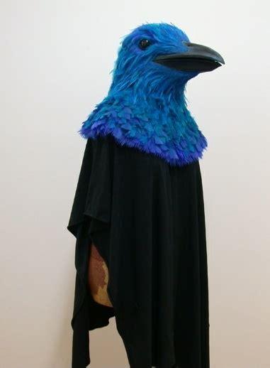 Blue Bird Mask