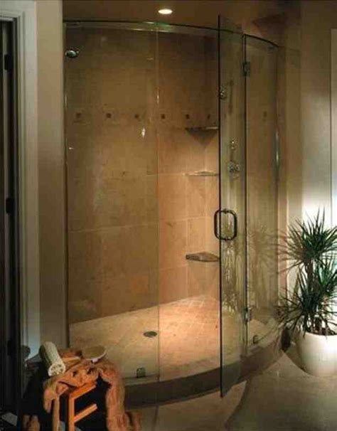 Curved Shower Door by Curved Glass Shower Doors Decor Ideasdecor Ideas