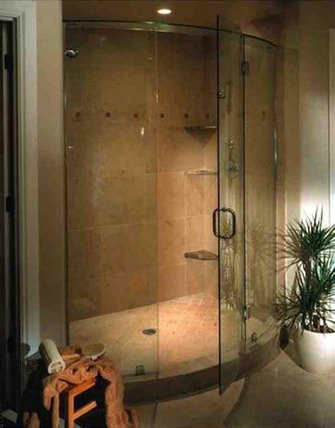 curved glass shower doors decor ideas