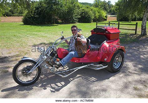 Three Wheeled Motorcycle Stock Photos & Three Wheeled