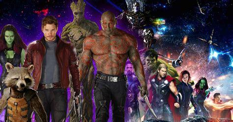 big   role   guardians play  avengers