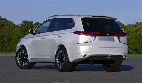 Mitsubishi Concept by Mitsubishi Outlander Phev Concept S Revealed