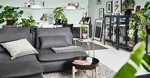 Bout De Canapé Ikea : bout de canap pour le salon 15 mod les qui ont tout bon marie claire ~ Teatrodelosmanantiales.com Idées de Décoration