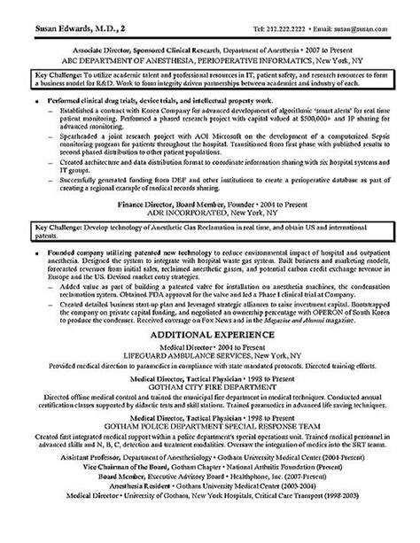 clinical resumes clinical research resume example
