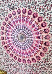 Mandala tapestries hippie tapestry wall