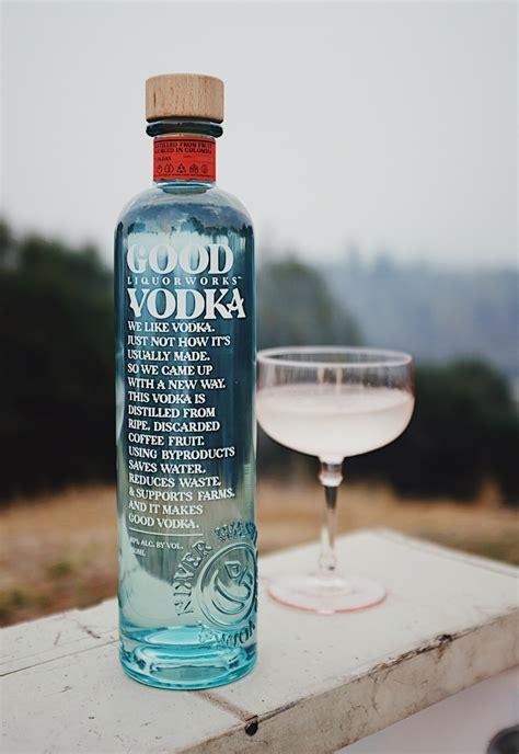 New harvest coffee & spirits. Good Liquorworks Makes Good Vodka Out of Post-Harvest ...
