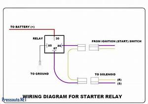 4 Pin Horn Relay Wiring Wiring Diagram