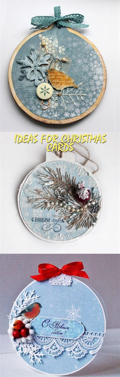 christmas card ideas good house wife