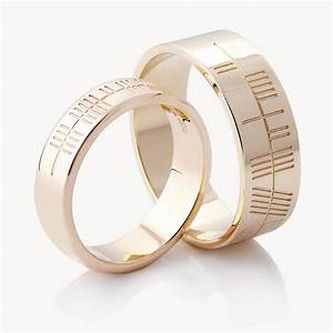 Personalized wedding rings unique range announced by for Wedding rings and bands