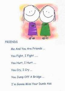 Best Friend Quotes And Poems. QuotesGram