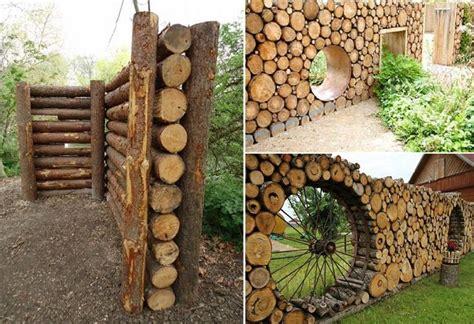 cordwoodfences home design garden architecture blog