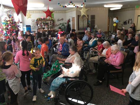 Holyoke Elementary Partners with Regent Park Nursing Home ...