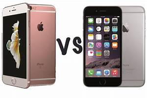 Apple Iphone 6s Plus Vs Apple Iphone 6 Plus  What U0026 39 S The Difference