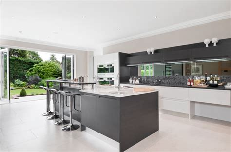 Beechwood Manor  Contemporary  Kitchen  London By