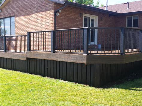 railing  fence deck supply