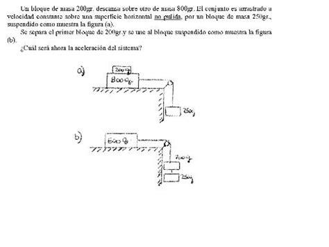 p ayuda con problema de fisica r ciencia con paciencia taringa