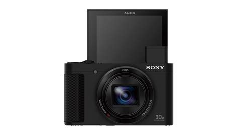 unveiled sony compact  optical zoom dsc hx point