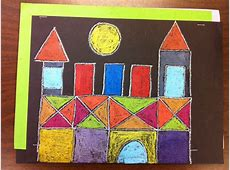 2nd Grade Geometric Shape – Lesson Plan otterlakeart