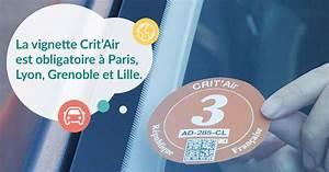 Vignette Crit Air Obligatoire Ou Pas : pensez la plan te commandez votre vignette crit air ~ Maxctalentgroup.com Avis de Voitures