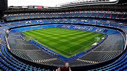Madrid Stadium Santiago Bernabeu