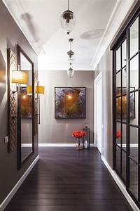 Modern, Hallway, Decoration, Design, Ideas