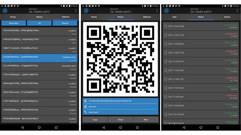 Even if the wallet you use isn't featured in this post, know that the process will be very. Best Bitcoin wallets for Android in 2018 - Tech News Log