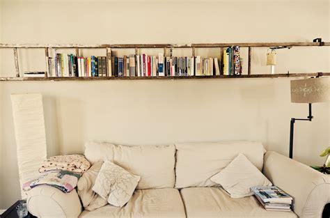 24 Ladder Bookshelf Plans