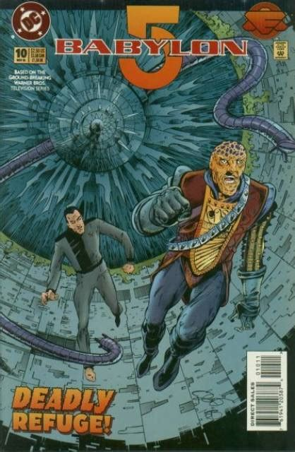 Babylon 5 Comic Books