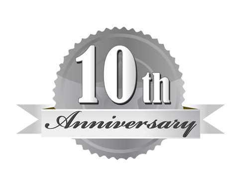 tenth anniversary happy 10th anniversary dr mccreary