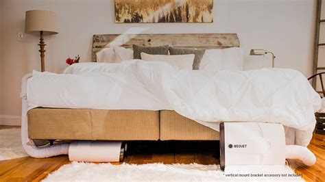 under blanket bed fan bedjet and climate control for your bed