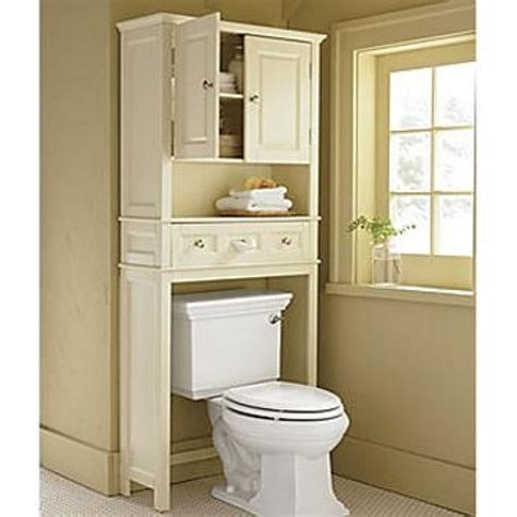 over the tank bathroom space saver cabinet genersys