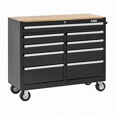 Mbi 46 In 9drawer Center Roller Cabinet Tool Chest In