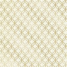 Alcazaba Gold Trellis Wallpaper Bolt Contemporary
