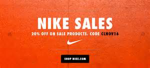 Nike Promo Codes by Promo Code Nike 20 On Items Sneakers Madame