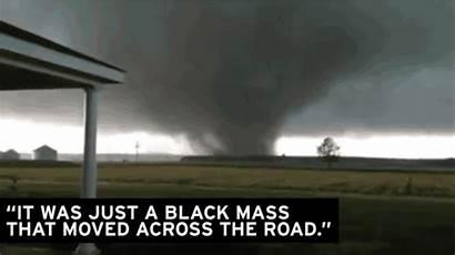 Storm Tornadoes Massive System Kills Three Unleashed