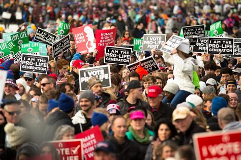 Pandemic, Capitol violence change March for Life plans but ...