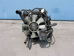 Used Engine  U0026 Transmission 4m40