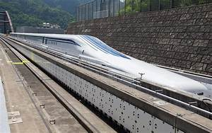 Japanese Engineers Launch The World's Fastest Passenger Train