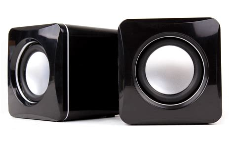 mini enceintes haut parleurs usb pour ordinateur portable