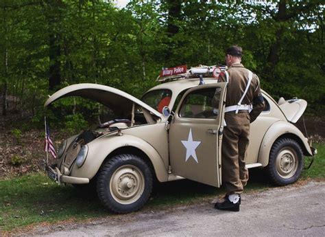 Vw Beetle Military Police . . . . #carphotography