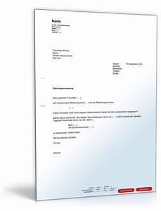 Kunde Zahlt Rechnung Nicht : zahlungserinnerung muster vorlage zum download ~ Themetempest.com Abrechnung