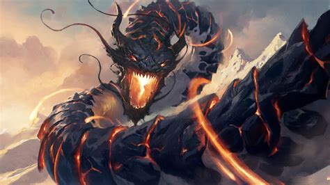 dragon fantasy art hd artist  wallpapers images