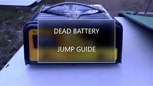 Car Vehicle Jump Start Guide Everstart 100 Electric