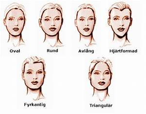Frisyrer för avlångt ansikte